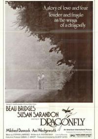 Ważka (1976) plakat