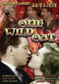 One Wild Oat (1951) plakat