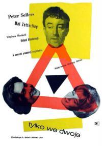 Tylko we dwoje (1962) plakat