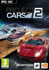 Project CARS 2 (2017) plakat