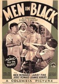Men in Black (1934) plakat
