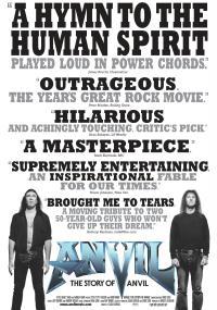 Anvil! The Story of Anvil (2008) plakat