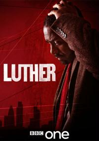 Luther (2010) plakat