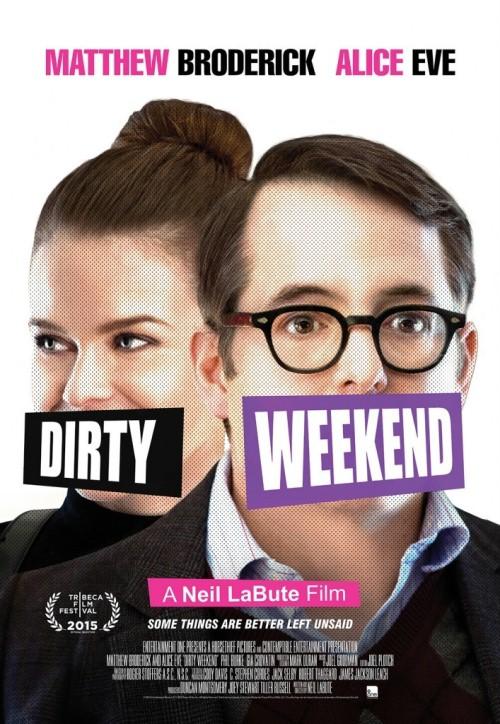 Weekend Brudnych Sekretów (2015)
