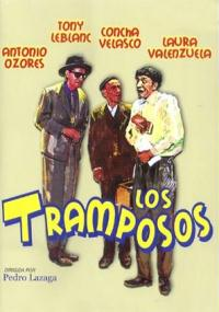 Los Tramposos (1959) plakat