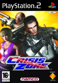 Time Crisis: Crisis Zone (2004) plakat