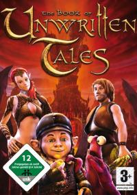 The Book of Unwritten Tales (2009) plakat