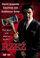 plakat - Rzeź (2006)