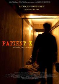 Patient X (2009) plakat