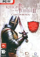 plakat - Knights of the Temple II: Czas Demonów (2005)