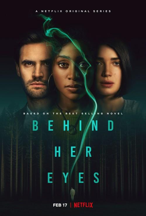 Co kryją jej oczy