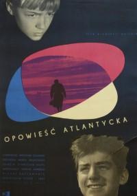 Opowieść atlantycka (1954) plakat