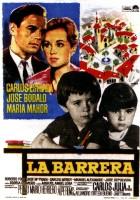 plakat - La Barrera (1966)