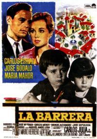 La Barrera (1966) plakat