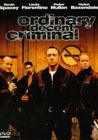 Przyzwoity przestępca (2000) plakat