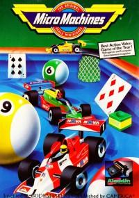 Micro Machines (1991) plakat
