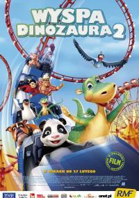 Wyspa dinozaura 2 (2008) plakat