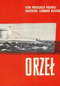 Orzeł (1958) plakat