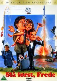 Slå først, Frede! (1965) plakat