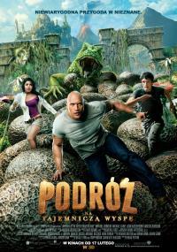 Podróż na Tajemniczą Wyspę (2012) plakat