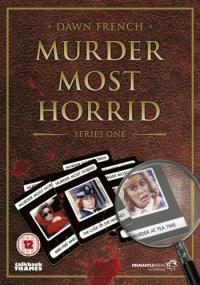 Murder Most Horrid (1991) plakat
