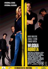 Włoska robota (2003) plakat