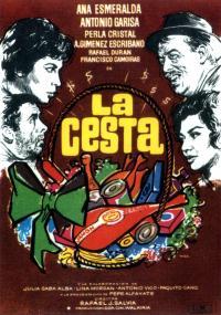 La Cesta (1965) plakat