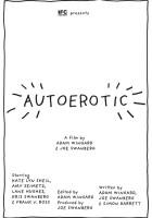 Autoerotyzm
