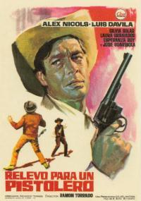 Relevo para un pistolero (1964) plakat