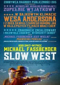 Slow West (2015) plakat