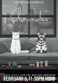Zwierzęta (2016) plakat