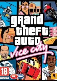 Grand Theft Auto: Vice City (2002) plakat