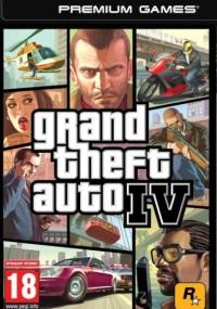 Grand Theft Auto IV (2008) plakat