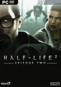 Half-Life 2: Episode Two (2007) plakat