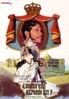 ¿Dónde vas, Alfonso XII? (1958) plakat