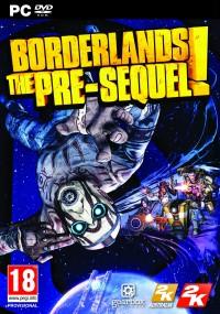 Borderlands: The Pre-Sequel! (2014) plakat