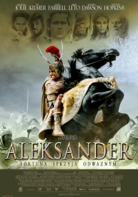 Aleksander (2004) plakat