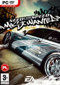 Need for Speed Most Wanted (2005) plakat