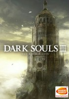 plakat - Dark Souls III: The Ringed City (2017)