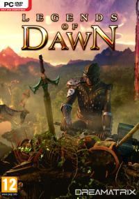 Legends of Dawn (2012) plakat