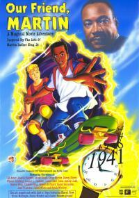 Nasz przyjaciel, Martin (1999) plakat
