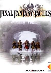 Final Fantasy Tactics (1997) plakat