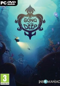 Song of the Deep (2016) plakat