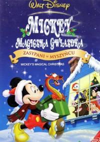 Magiczna Gwiazdka Mikiego: Zasypani w Café Myszka