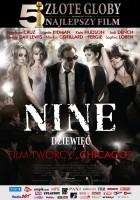plakat - Nine - Dziewięć (2009)