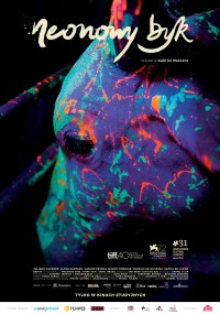 Neonowy byk (2015) plakat