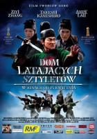 plakat - Dom latających sztyletów (2004)