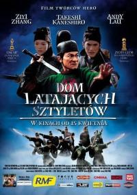 Dom latających sztyletów (2004) plakat
