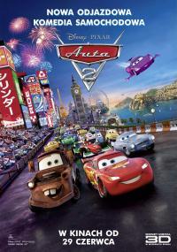 Auta 2 (2011) plakat