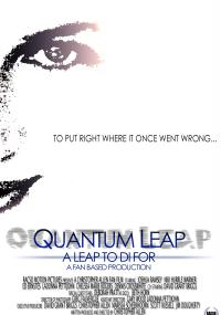 Quantum Leap: A Leap to Di for (2009) plakat